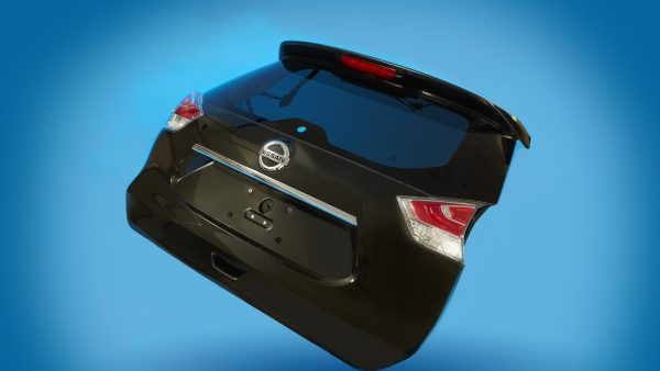 All-Olefinic Liftgate