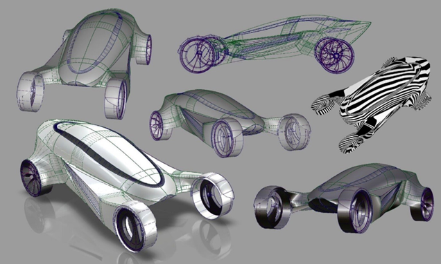 vehicle design concept