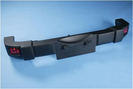Blow-Molded Front and Rear Bumper System-low-res