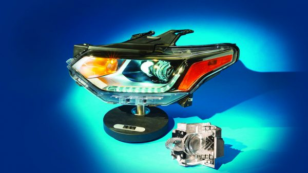 Optic-LED-Headlamp