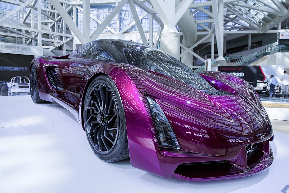 Interior - Automotive Plastics