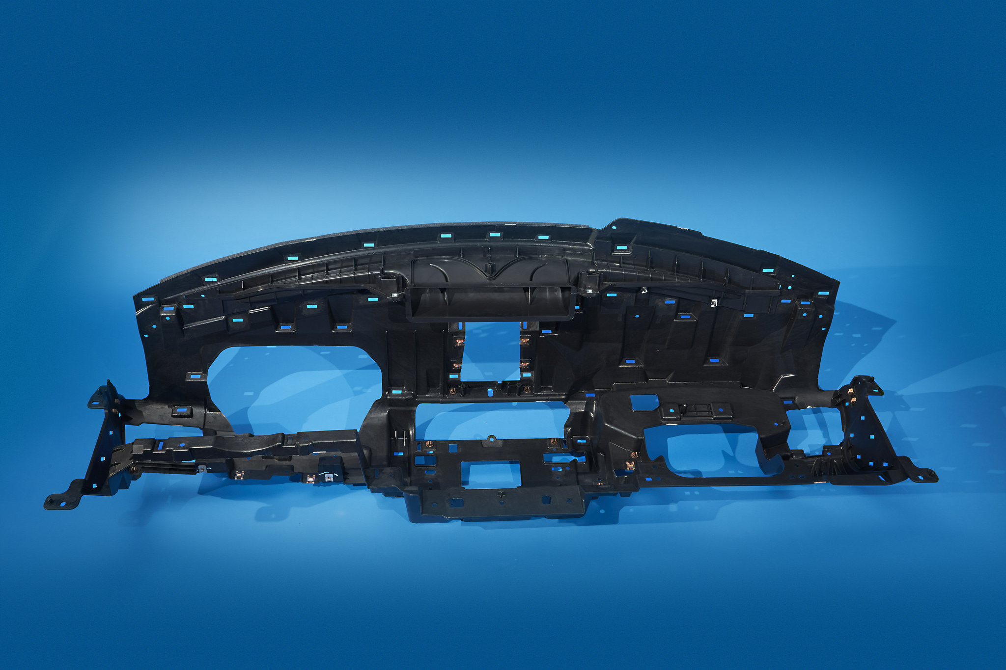Car Interior Parts Are Increasingly Fabricated From Advanced Plastics